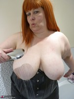 Mrs Leather. Wet Leather Free Pic 13