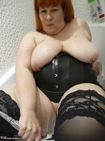 Mrs Leather. Wet Leather Free Pic 16