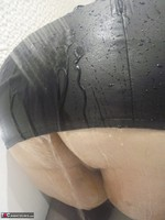 Mrs Leather. Wet Leather Free Pic 18