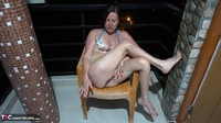 Diana Ananta. Smoking On The Balcony Free Pic 18