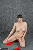 Hot Milf. Posing In My Red Negligee Free Pic 18