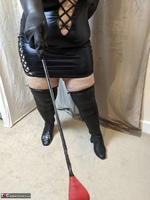 Mrs Leather. Clean My Boots Free Pic 5