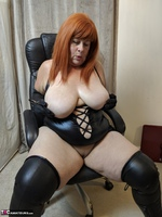 Mrs Leather. Clean My Boots Free Pic 20