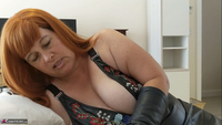 Mrs Leather. John's Blowjob Free Pic 6