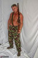 Kims Amateurs. Army John Free Pic 4