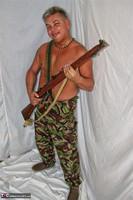 Kims Amateurs. Army John Free Pic 5