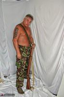 Kims Amateurs. Army John Free Pic 6