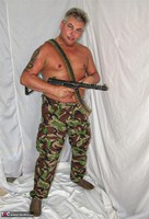 Kims Amateurs. Army John Free Pic 10