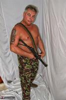 Kims Amateurs. Army John Free Pic 12