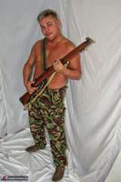Kims Amateurs. Army John Free Pic 13