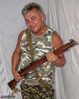 Kims Amateurs. Army John Free Pic 14