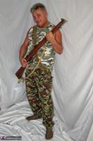Kims Amateurs. Army John Free Pic 15