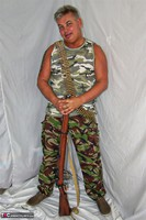 Kims Amateurs. Army John Free Pic 16