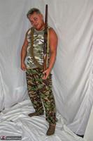 Kims Amateurs. Army John Free Pic 18