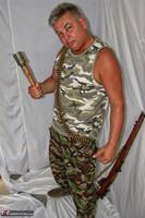Kims Amateurs. Army John Free Pic 19