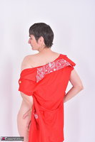 Hot Milf. Red Apron Free Pic 11