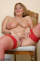 Curvy Claire. Curvy Claire's Celebratory Bukkake Party Pt1 Free Pic 10