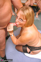 Curvy Claire. Curvy Claire's Celebratory Bukkake Party Pt1 Free Pic 13