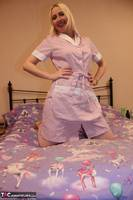 Tracey Lain. Apron Work Dress Free Pic 1
