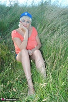 . Posing In The Park Free Pic 9