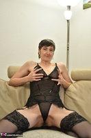 Hot Milf. Black Nylons Pt1 Free Pic 10