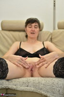 Hot Milf. Black Nylons Pt2 Free Pic 4