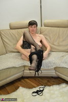 Hot Milf. Black Nylons Pt2 Free Pic 15