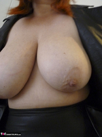Mrs Leather. Cumpie Covering Free Pic 11