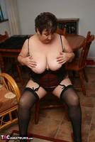 Kinky Carol. Stockings, Red & Black Pt3 Free Pic 6