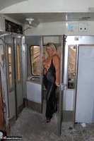 Sweet Susi. On The Old Train Pt1 Free Pic 8