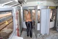 Sweet Susi. On The Old Train Pt1 Free Pic 10