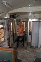 Sweet Susi. On The Old Train Pt1 Free Pic 12