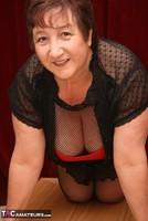Kinky Carol. Bodystocking, Black & Red Pt1 Free Pic 8