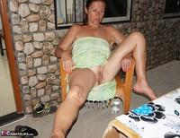 Diana Ananta. Balcony Striptease Pt1 Free Pic 13