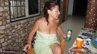 Diana Ananta. Balcony Striptease Pt1 Free Pic 15