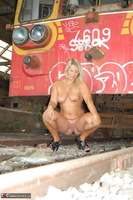 Sweet Susi. On The Old Train Pt2 Free Pic 4
