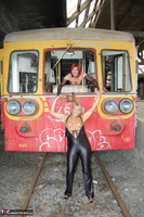 Sweet Susi. On The Old Train Pt2 Free Pic 16