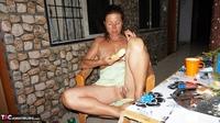 Diana Ananta. White Cucumber Pt1 Free Pic 5