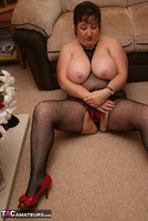 Kinky Carol. Bodystocking, Black & Red Pt3 Free Pic 10