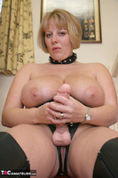 Curvy Claire. Strap-On On The Stairs Pt1 Free Pic 10
