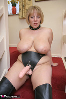 CurvyClaire. Strap-On On The Stairs Pt1 Free Pic 11