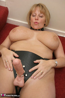 CurvyClaire. Strap-On On The Stairs Pt1 Free Pic 20