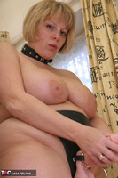Curvy Claire. Strap-On On The Stairs Pt2 Free Pic 6