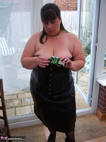 Mrs Leather. More Smoking Bitch Free Pic 5