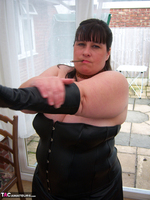 Mrs Leather. More Smoking Bitch Free Pic 14
