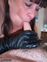 Mrs Leather. More Smoking Bitch Free Pic 17