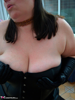 Mrs Leather. More Smoking Bitch Free Pic 19