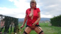 Abby Roberts. Outdoor Blouse Lust Free Pic 9
