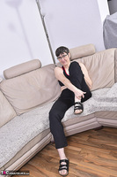 Hot Milf. Black Fitness Workwear Pt1 Free Pic 2
