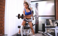 Jessy Dubai. Best Workout Ever Pt1 Free Pic 1